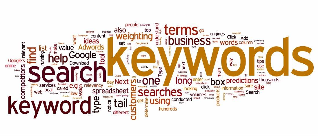 Salon search Keywords