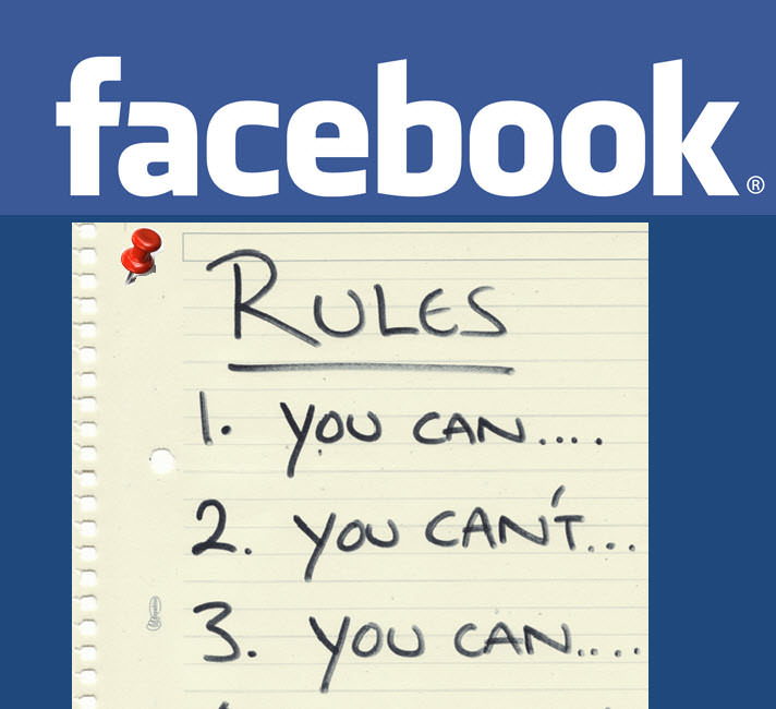 Facebook competitions for Salons – the strict rules
