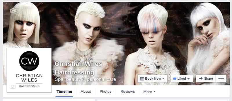 Salon Facebook Pages – learn from the best