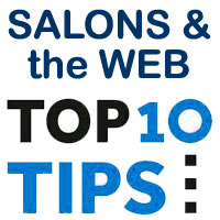 Salon Marketing Online – our Top 10 Tips