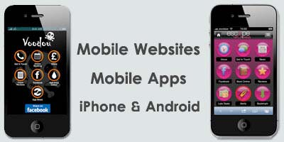 the Hair Salon Mobile App for iPhone and Android