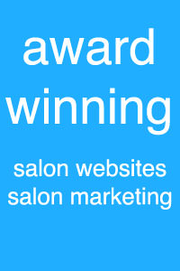 The best salon websites & marketing