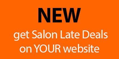 Salon Late Deals – launch offer
