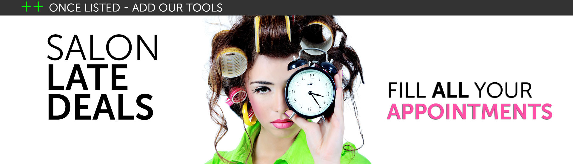 Sell Salon Late Deals
