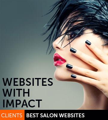 the Best Salon Websites…..