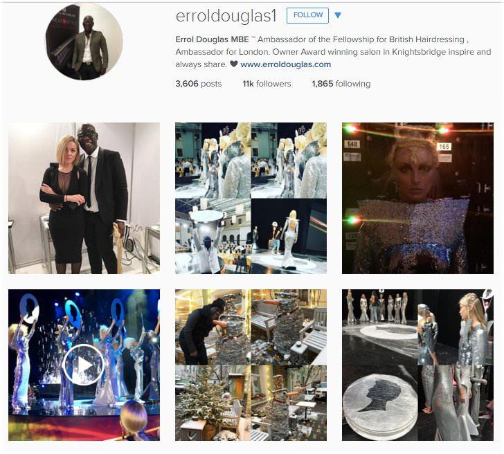 Celebrity stylists instagram