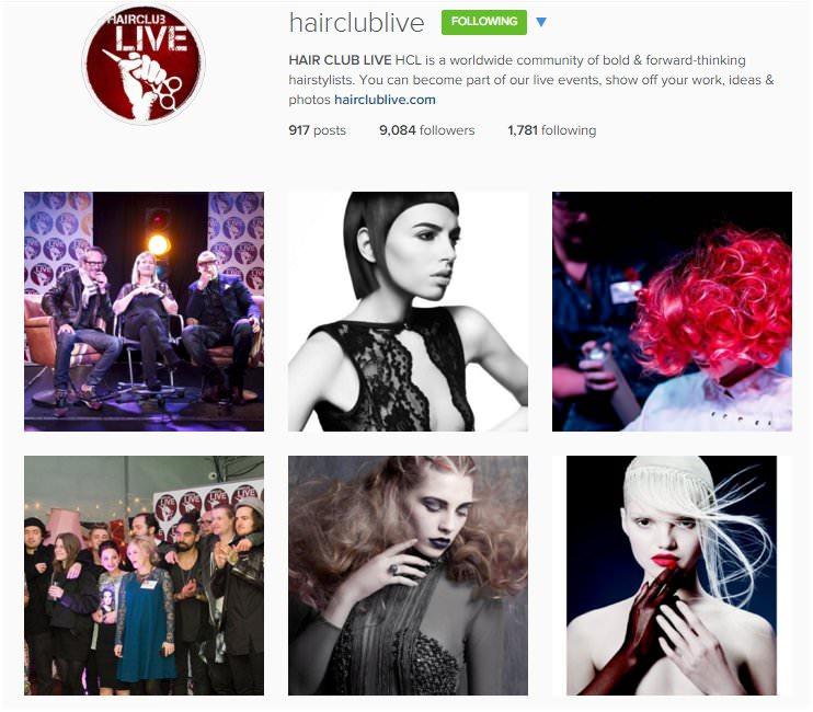 Top celebrity instagram accounts to follow