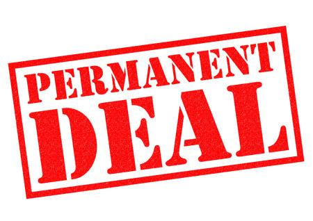 Permanent Deals