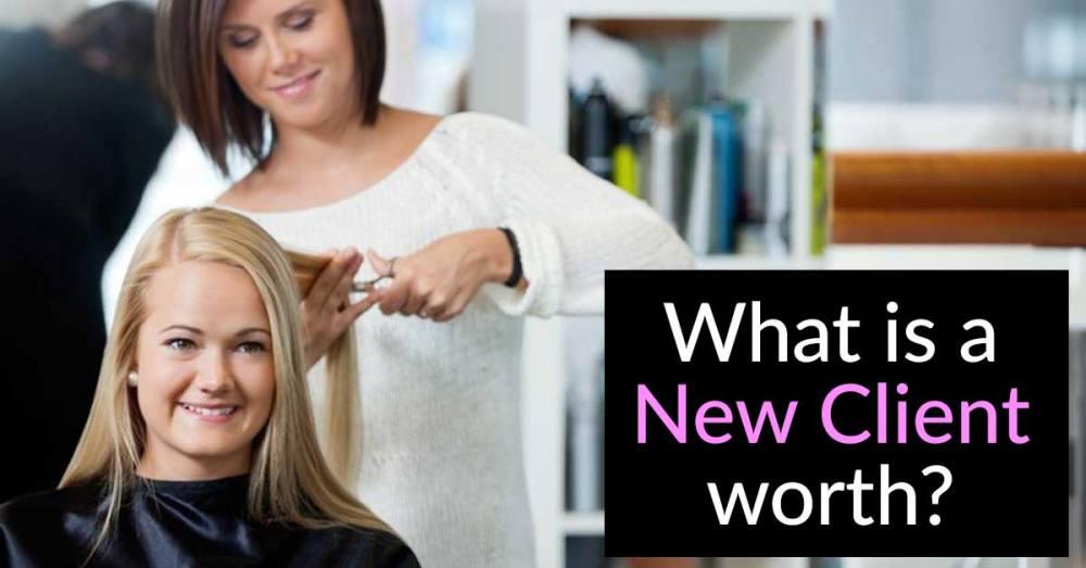 salon new client campaign