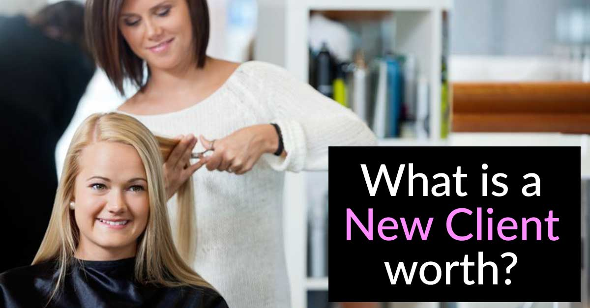 How much would you pay for a New Salon Client?