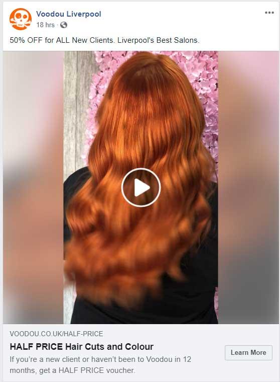 salon-facebook-advert