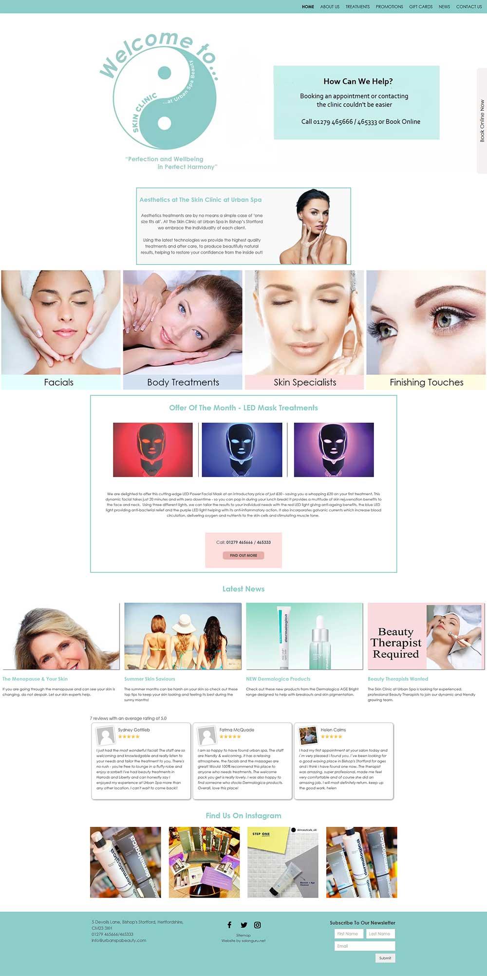 Urban Spa Skin Clinic
