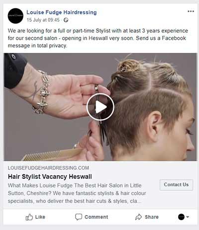 salon jobs
