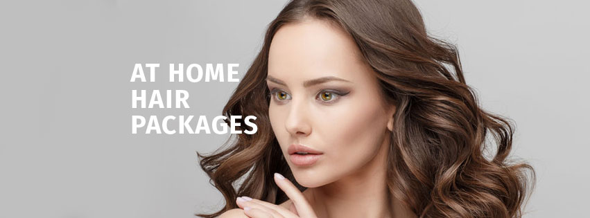 At Home Hair Packages 1