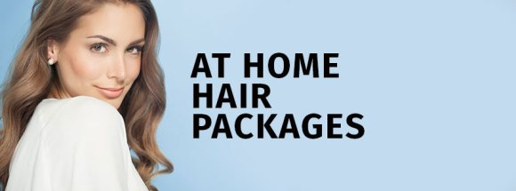 At Home Hair Packages 3