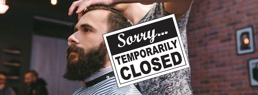 sorry we are closed 3