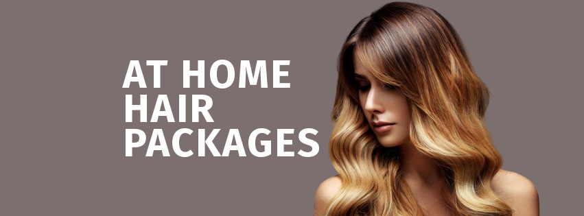 At Home Hair Packages 2