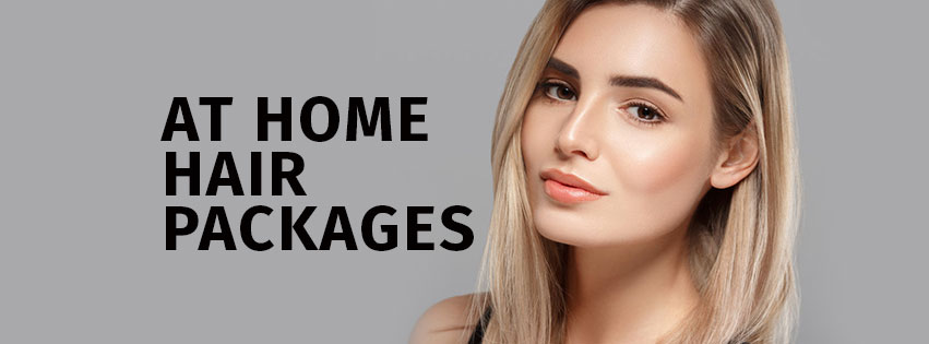 At Home Hair Packages 4