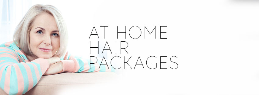 At Home Hair Packages 5