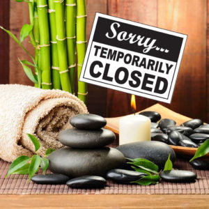 Were Temporarily Closed 7
