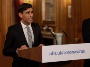 coronavirus govt