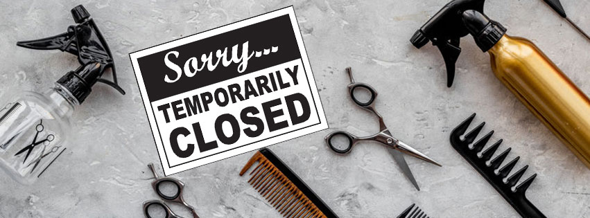 sorry we are closed 1