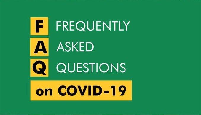 Coronavirus FAQs For Salons & Barbers