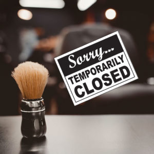 Were Temporarily Closed 2