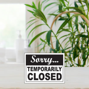 Were Temporarily Closed 5