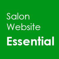Salon Website Essential