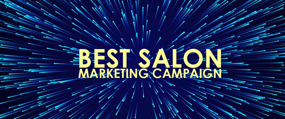 Winner of Best Salon Marketing Campaign