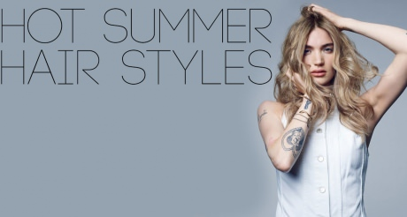 Hot-Summer-Hair-Styles